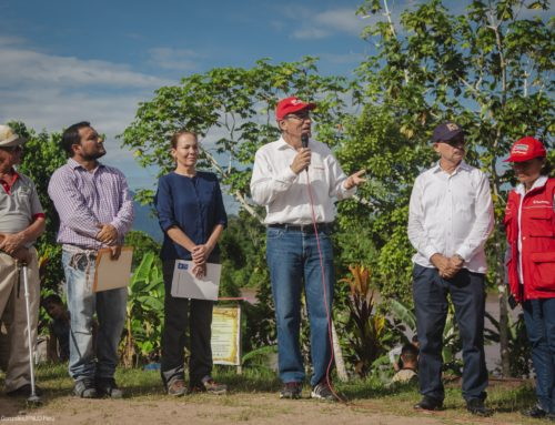 President of Peru Unites Local and International Changemakers to Save Tropical Forests